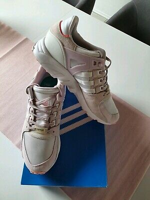 no sale tax the sale of shoes finest selection ADIDAS EQT SUPPORT RF W Damen Sneaker hellgraurosaapricot Gr ...