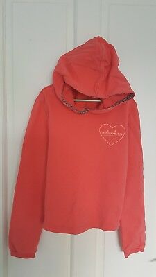 Girls Tom Tailor cotton hoodie size 152 approx 11-12 years