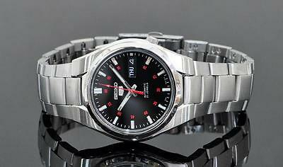 Seiko 5 Automatic Mens Watch See Through Back SNK617K1 UK Seller