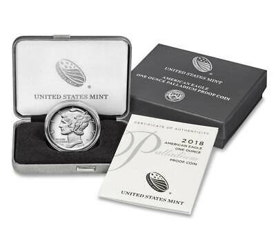 American Eagle 2018 One Ounce Palladium Proof Coin - 18EK - READY TO SHIP