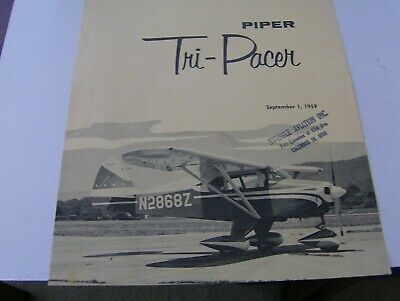 Piper Pacer Parts