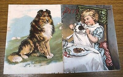 PETS Malena Booklet No 112 Patent Medicine Victorian Period Advertising Pills