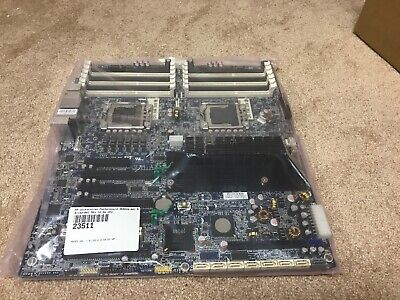 HP Z800 WORKSTATION Motherboard System Board Dual LGA1366 591182-001