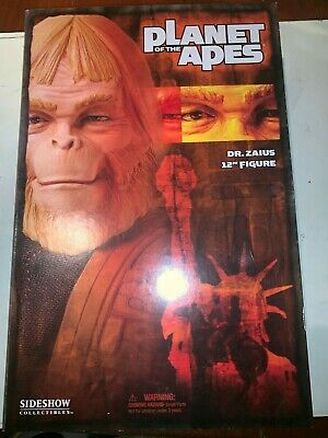 Planet Of The Apes Dr. Zaius 12' Figures Sideshow Collectibles