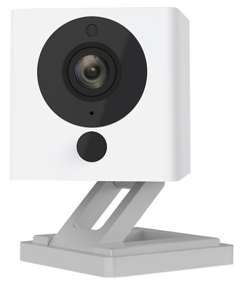 Wyze Cam 1080p HD Indoor Wireless Smart Home Camera with Night Vision, 2-Way &