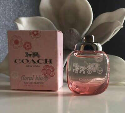Nouveau De 5 4 New Coach Eau Parfum York Ml Blush Miniature Floral vN80wmn