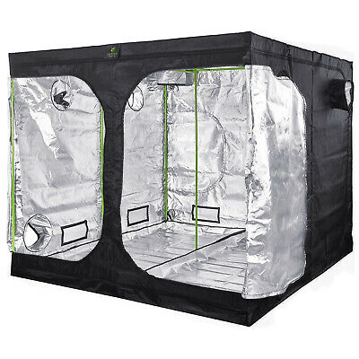 Hydroponics Professional Grow Tent Bud Room 200 x 120 x 200 Indoor Growing Box