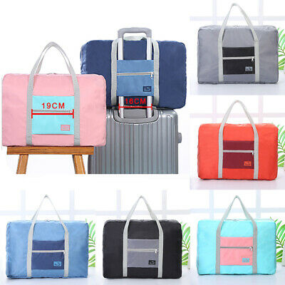 Waterproof Travel Foldable Clothes Organizer Pouch Storage Suitcase Luggage Bag