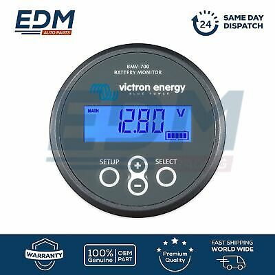 Victron Energy Black Battery Monitor BMV-702 5 Year Warranty Controller