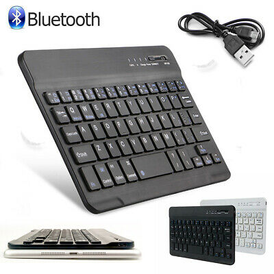 Mini Wireless bluetooth 3.0 Keyboard W/Touchpad For Android Windows Tablet AU