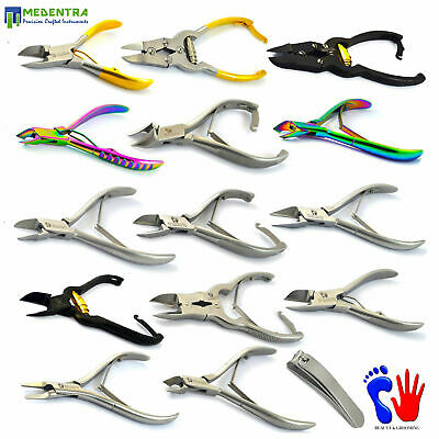 Podiatry Toe Nail Clippers Thick Nails Professional Chiropody Foot Care Tools