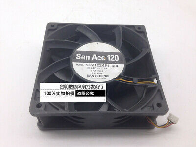 Sanyo San Ace 120 9GV1224P1J04 24V 1.5A Inverter Cooling Fan
