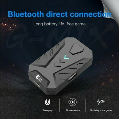 Keyboard Mouse Converter Bluetooth Adapter For Game PUBG Android Mobile Phone
