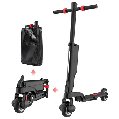 Electric Scooter mini Folding Adult Ultralight Portable Aluminum Alloy Scooter