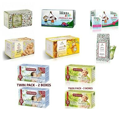 Baby Children Kids Natural Herbal Fruit Tea Nursing Digestive Stomach Colic Tea