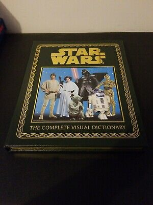 Easton Press Star Wars The Complete Visual Dictionary Hardback Book
