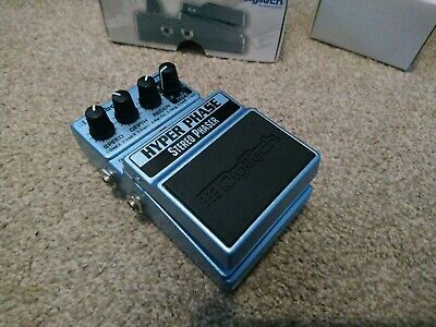 DigiTech Luxe Polyphonic Detune Electric Guitar Effects Pedal DIG0167
