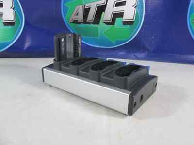 Intermec AC1 4 Bay Four Slot Battery Charger Charging Station CK30 CK31