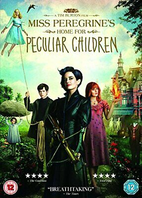 Miss Peregrines Home for Peculiar Children [DVD] [2016]