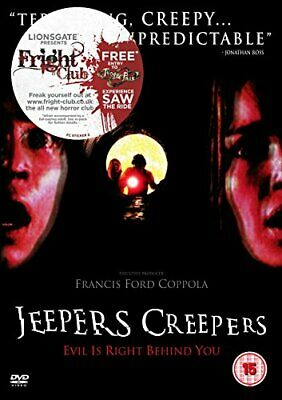 Jeepers Creepers [DVD]