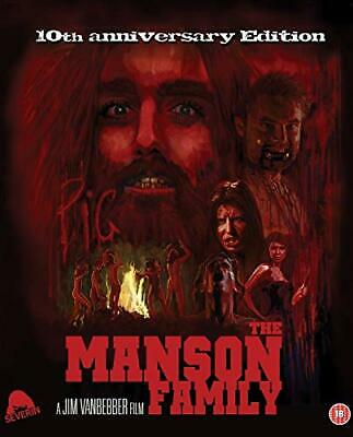 The Manson Family - 10th Anniversary Edition [DVD]