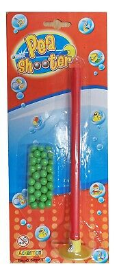 Toy Pea Shooter