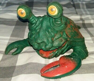 BOGLINS SOGGY AQUATIC SLOBSTER 80s TOY HAND PUPPET
