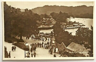 Bowness on Windermere, Lake District, Cumbria, Westmorland - Postcard