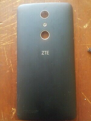 OEM METRO PCS Zte Zmax Pro Z981 Phone Replacement Back