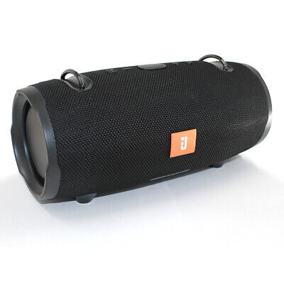 Brand New Portable Bluetooth Speaker Waterproof USB SD AUX FM Radio Boombox