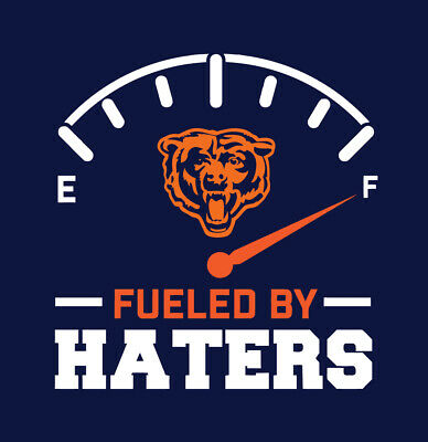 Chicago Bears Fueled By Haters shirt Mitch Trubisky Khalil Mack football t-shirt