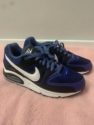 NIKE AIR MAX Command Trainers Size 7 629993 410 Free