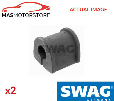 2x 40 79 0014 SWAG REAR ANTI-ROLL BAR STABILISER BUSH KIT G NEW OE REPLACEMENT