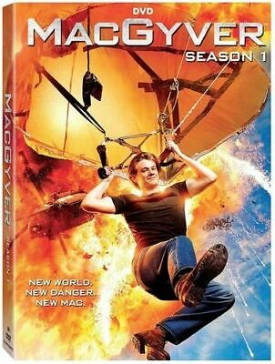 Macgyver: Season 1 [New DVD] Boxed Set, Dolby, Widescreen.with slip cover!!