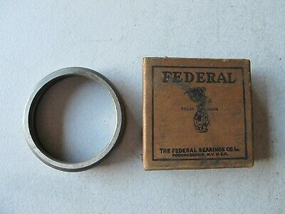FEDERAL Precision Ball Bearing F022CUP