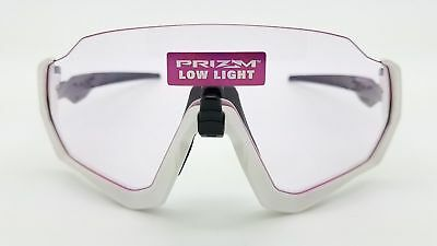 Grey New Oakley 9401 Flight 0337 Light Jacket With Carbon Lens Low Prizm wkPO0n