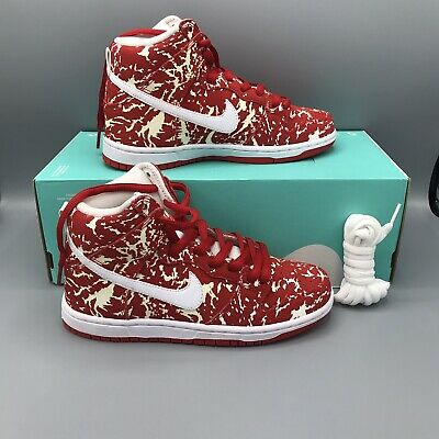 online store discount sale price reduced NIKE SB DUNK High Premium Raw Meat [313171-616] Mens Size 6.5 A2 ...