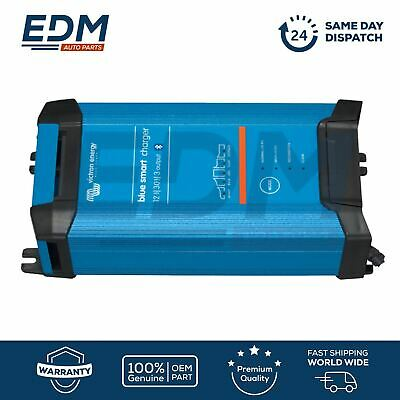 Victron Energy Smart Blue Solar IP22 12V Battery Charger 30A with UK Plug