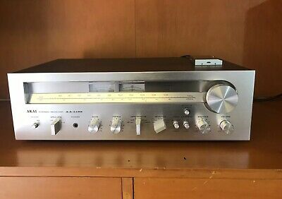 AKAI AA-1135 AM/FM Stereo Receiver In Excellent Used Condition