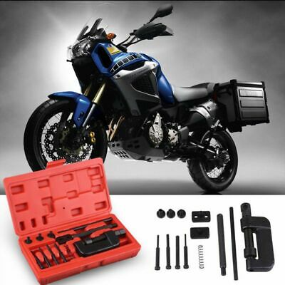 Motorcycle Bicycle Chain Demolition Removal Tool Chain Cutter Breaker Rivet Kit