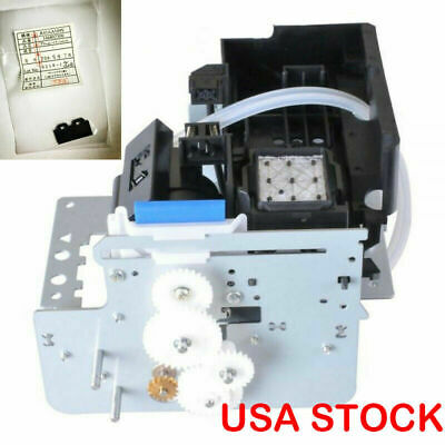 Pump Capping Assembly Station Solvent Resistant for Mutoh VJ-1324 / VJ-1624