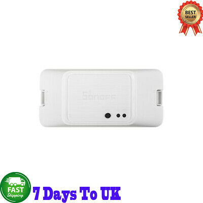 SONOFF Basic R3 -Smart WIFI Switch DIY Home Timer Voice/APP Remote Control Dubln