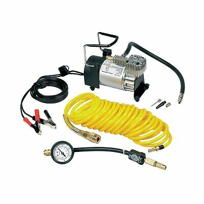 Ring RAC900 Heavy Duty Tyre Inflator, Air Compressor with 7m extendable air... .