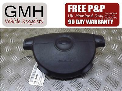 Chevrolet Lacetti Right Driver O/S Steering Wheel Airbag 96474818  2004-2011~