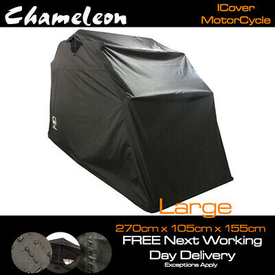 Waterproof Motorcycle Motorbike Bike Outdoor Scooter Cover Shelter Garage Large