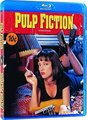 Pulp Fiction [Blu-ray] New & Factory Sealed!!