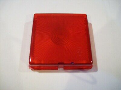 Rubberlite style tail light lens trailers Ifor williams horse box lorry FREE P&P