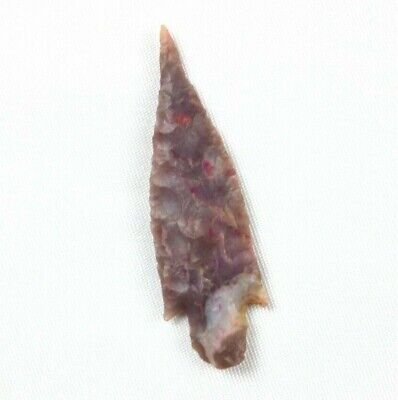 Rare Sahara Neolithic Stemmed Point - Colorful Translucent - Authentic