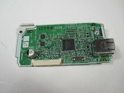 Panasonic KX-TVA594 LAN Expansion Card for KX-TVA50 Voice Processing System