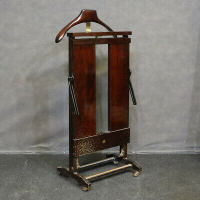 Antique Valet Stand Brothers Rabie Vintage Design Italian Furniture Design